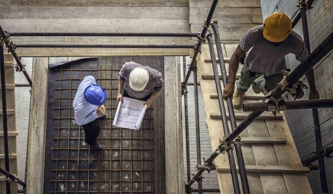 İnşaat Sektörü Güven Endeksi Eylül'de %8,3'lük Artışla 60,1'e Yükseldi