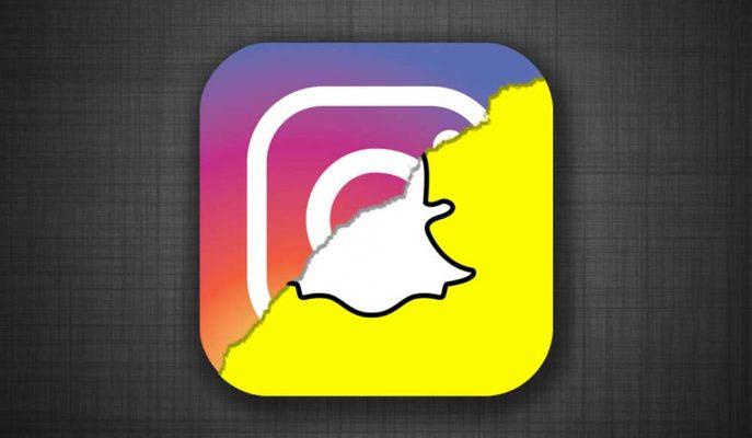 Instagram'ın Snapchat Reklamı Yapan Kullanıcılara Baskı Yaptığı İddia Edildi