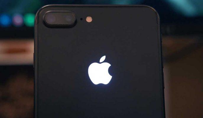 iPhone Modellerindeki Apple Logosu Bildirim Işığı Olarak Görev Yapacak