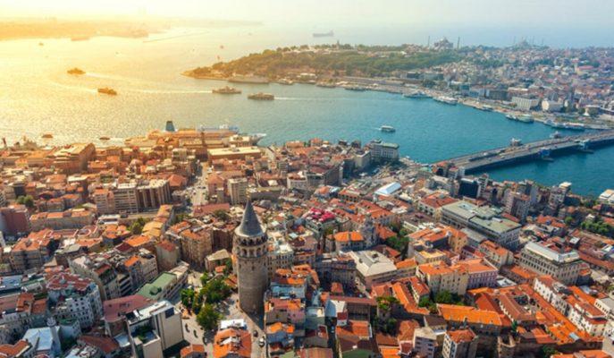 İstanbul, 2018 Yılı İtibarıyla En Yüksek Gelire Sahip Şehir Olarak Belirlendi!