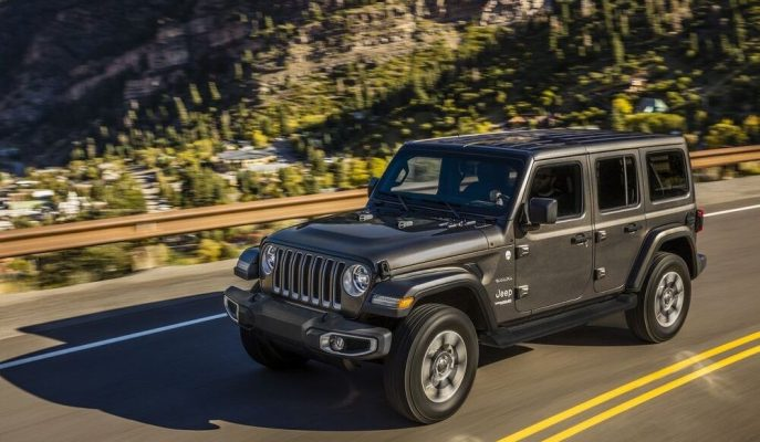 Jeep Wrangler'de Çıkan Kaynak Hatası Ölüme Yol Açabilir!