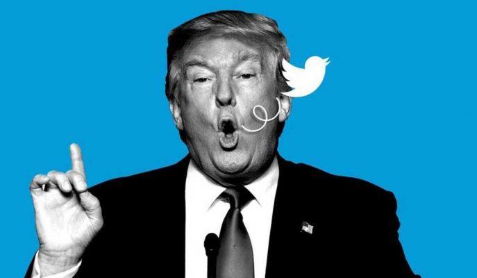 """J.P. Morgan, Trump Tweetlerinin Piyasalara Etkisini İzlemek için """"Volfefe Endeksi""""ni Yarattı"""