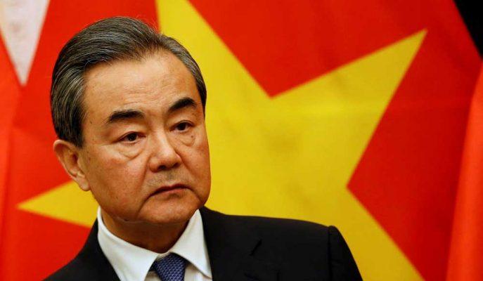"""Kısıtlamaların Kaldırılmasını Bekleyen Çin Dışişleri Bakanı """"ABD En Güçlü Ülkedir"""" Dedi"""