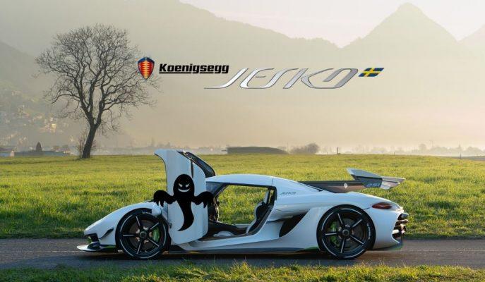 """Koenigsegg: """"Jesko Hipercar 490 Km/h'den Hızlı Gidebilir"""""""