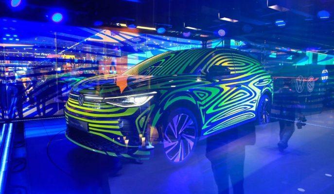 VW'nin ID.3'ünden Sonra K.Amerika Pazarına ID.4 SUV'u Hazırlıyor!