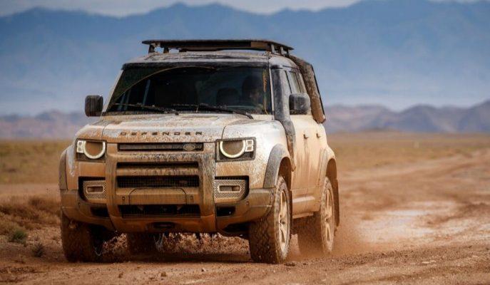 Land Rover, Aracın Dış Ortamda Kontrol Edilebileceği 3D Scout Teknolojisini Getiriyor