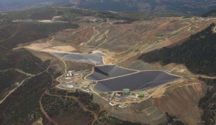 Madra Dağı'ndaki Altın Arama Çalışmaları 3 İli Birden Tehlikeye Sokuyor