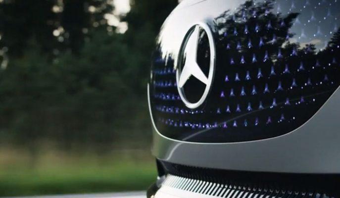 Mercedes EQS'in Fuar Öncesi Son Teaser Videosu Yayınlandı!