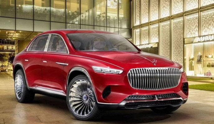 """Mercedes'in Ultra Lüks Maybach-SUV'u """"Özel Kokusu"""" ile Kasım'da Geliyor!"""