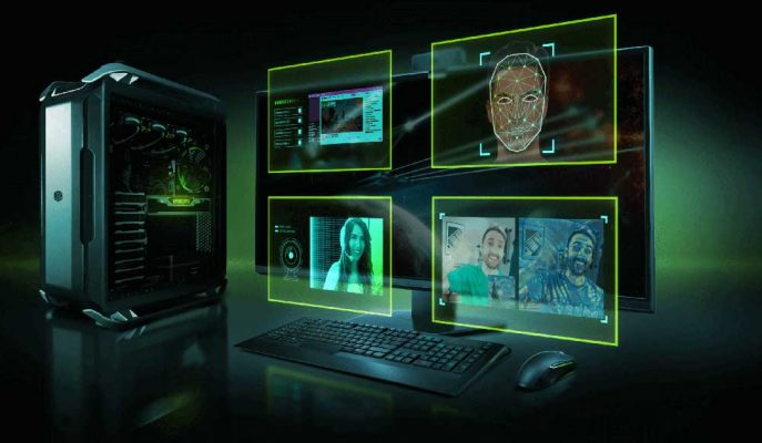 Nvidia'nın RTX Greenscreen Teknolojisi ile Yayıncıların Yeşil Perde Kullanmasına Gerek Kalmayacak