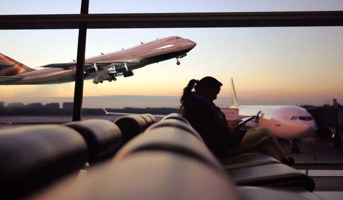 Pilotların Grevi, British Airways'e Tüm Uçuşlarını İptal Ettirdi