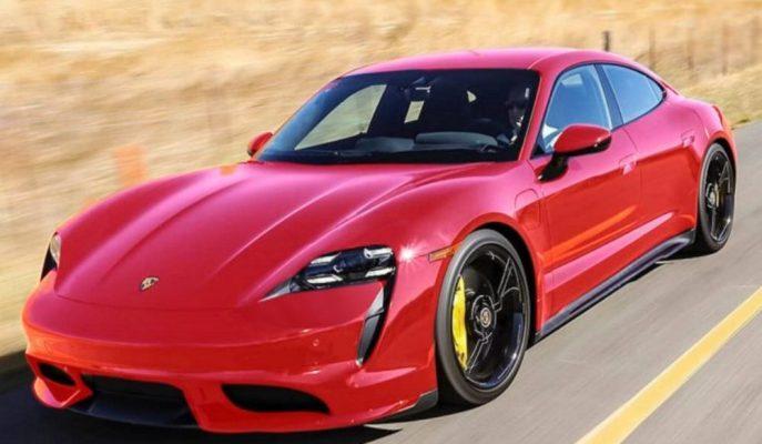 Porsche Taycan'ın Dijital Olarak Son Üretim Hali Ortaya Çıkartıldı!