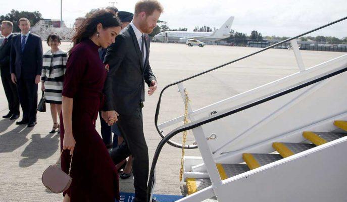 Prens Harry Özel Jet Eleştirilerinin Ardından Çevre Dostu Seyahat Projesini Duyurdu