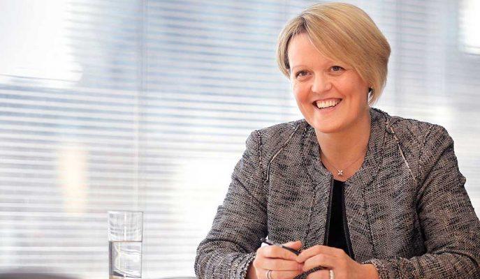 RBS'nin İlk Kadın CEO'su Alison Rose!