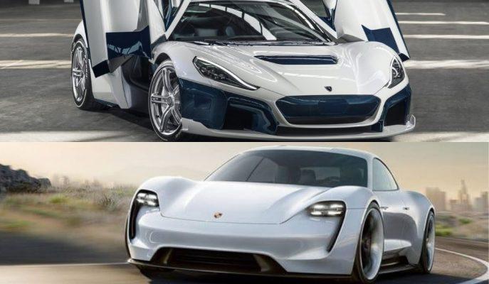 Porsche, Rimac Automobili'deki Hissesini %15.5'e Çıkardı!