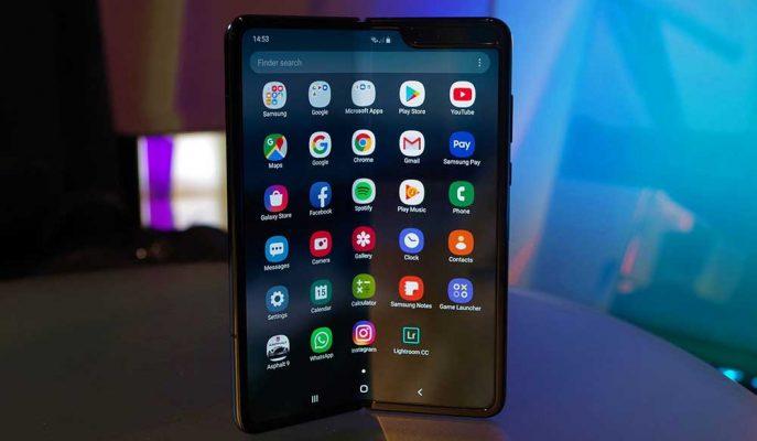Samsung Galaxy Fold'un Katlanabilir Ekranında Sorunlar Bitmiyor