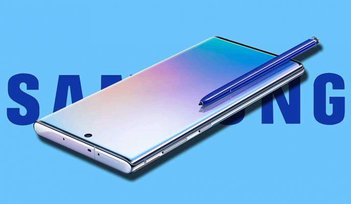 Samsung Galaxy Note10 Ailesinin Android 10 ile Test Süreci Başladı