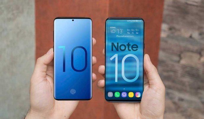Samsung Galaxy S ve Note Serilerini Tek Model Altında Toplamaya Hazırlanıyor