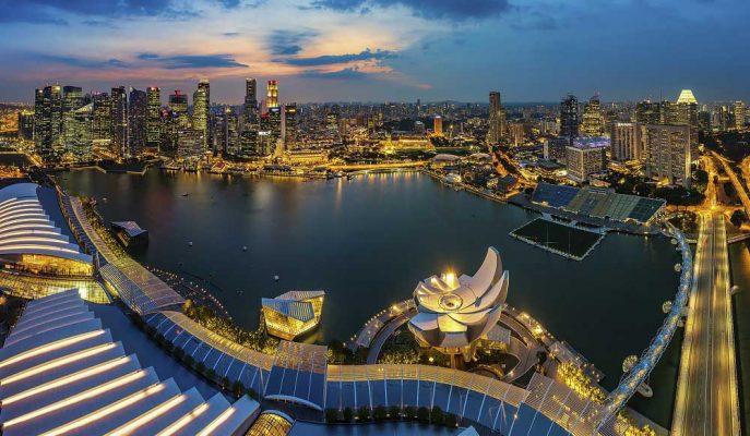 Singapur Hisseleri, Ticari Savaş Kargaşasına Rağmen İyi Getiri Sunuyor