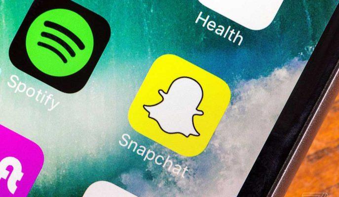 Spotify'da Dinlenen Şarkılar Artık Snapchat Üzerinden Paylaşılabilecek