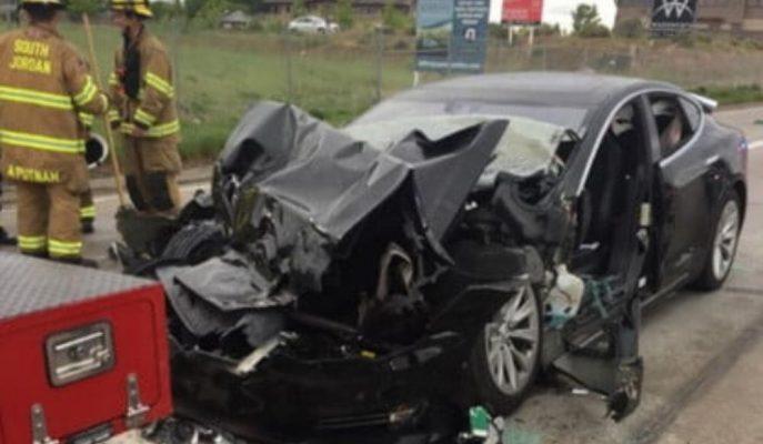 NTSB, İtfaiye Aracına Çarpan Tesla Model S Kazasının Kararını Yayınladı!