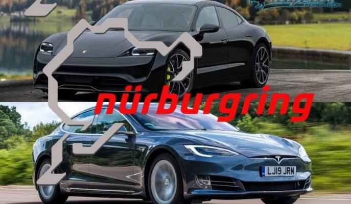 Tesla Nürburgring Tur Rekor Denemesini Boşuna Yapıyor Olabilir!