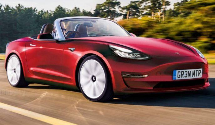 Tesla Roadster'ın Mazda MX-5 Rekabeti Düşünülmüş!