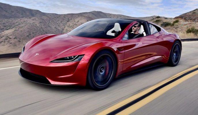 Elon Musk 2020 Yılında Nürburgring Pisti'ne Gerçek Roketini Bırakıyor!