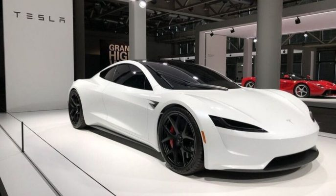 """Yeni Tesla Roadster """"Yeşil Cehennem""""e Girdiğinde Aşırı Hızlı Olacak!"""