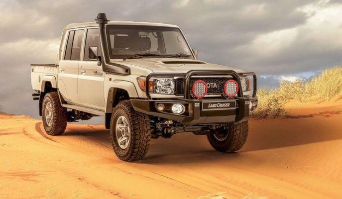 70 Serisi Toyota Land Cruiser Namib ile Tanışın!