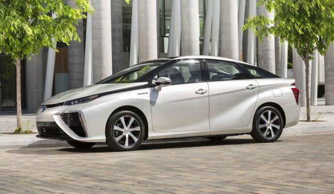 Toyota Hidrojen Yakıtlı Mirai Modelinin İkinci Neslini Hazırlıyor!