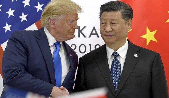 Trump'ın 400'den Fazla Çin Ürünü için Vergi Muafiyeti Açıkladığı Belirtildi
