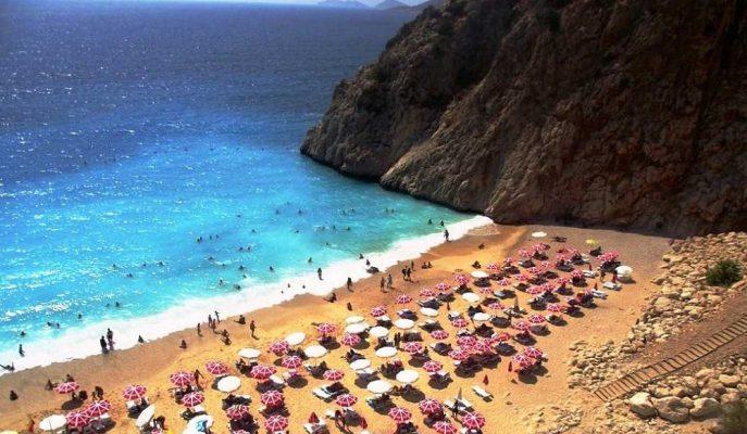 Türkiye 8 Ayda 31 Milyonu Aşkın Turist Ağırlarken, Yoğunluğu Rusya Oluşturdu