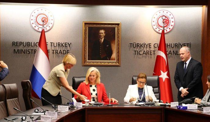 Türkiye – Hollanda Arasında JETCO'nun İkinci Dönem İmzaları Atıldı