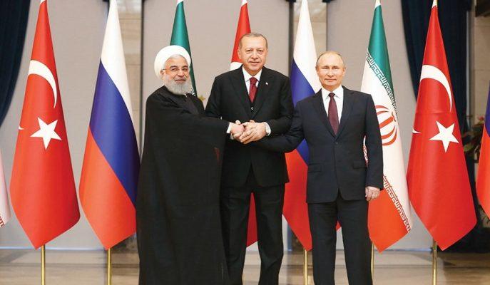 Üçlü Zirve Sonrası Cumhurbaşkanı Erdoğan'dan Tam Mutabakat Açıklaması Geldi