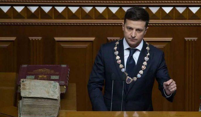 Ukrayna Cumhurbaşkanının Banka Skandalından IMF'ye Kadar İlgileneceği Çok Şey Var