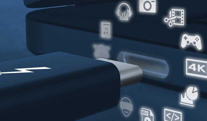 Beklenen USB4 Veri Aktarım Protokolü Resmi Olarak Kullanıma Sunuldu