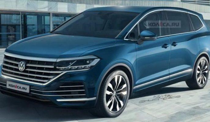 VW, Viloran ile Çin'e MPV Çıkarması Yapıyor!