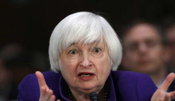 Yellen: Merkez Bankası ABD Ekonomisi Konusunda Fazla İyimser