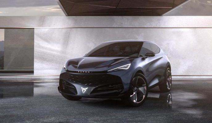 """3 Elektrik Motorlu Yeni """"Cupra Tavascan SUV EV"""" Sizlerle!"""