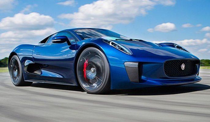 Jaguar Yeni F-Type'yi C-X75 Yapısında Düşünüyor!