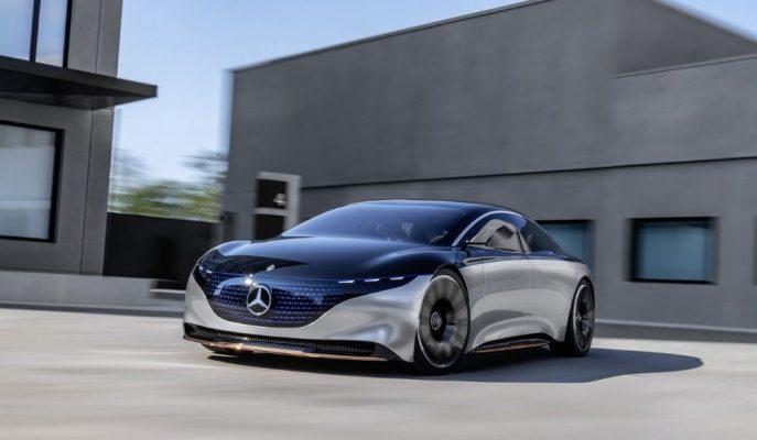 """Elektrikli Sedanların Nasıl Olması Gerektiğini Gösteren Otomobil: """"Mercedes EQS EV"""""""