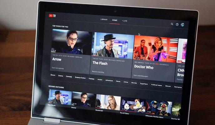 YouTube Televizyonlar için Sunduğu Arayüzü Dışarıya Kapatıyor