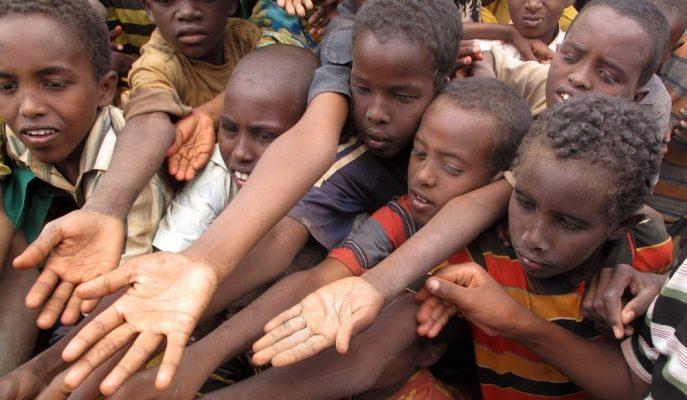 Dünya Nüfusunun %23'üne Denk Gelen 1,3 Milyarı Yoksullukla Mücadele Ediyor