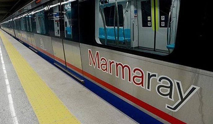 2013'ten Bu Yana 403 Milyon Yolcu Taşıyan Marmaray, Sayıyı Giderek Artırıyor