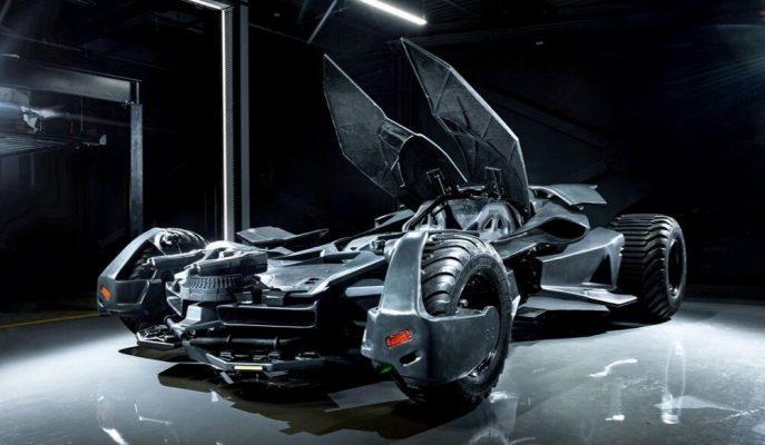 Batman Vs. Superman Filminin Batmobili Tahmini Zor Bir Rakama Satışa Çıktı!