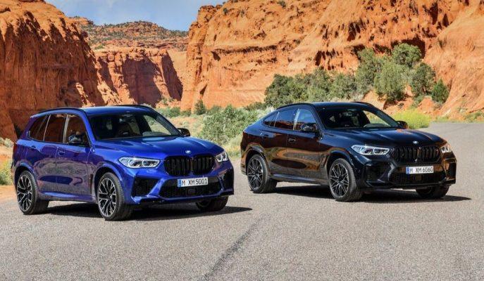 Son Nesil BMW X5 M ve X6 M Performansları SUV'ların Ötesinde!