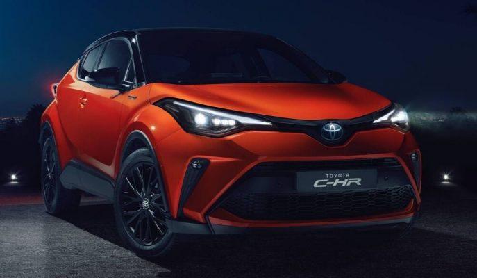 2020 Yeni Toyota C-HR'a Daha Güçlü Hibrit Güç Merkezi Geldi!