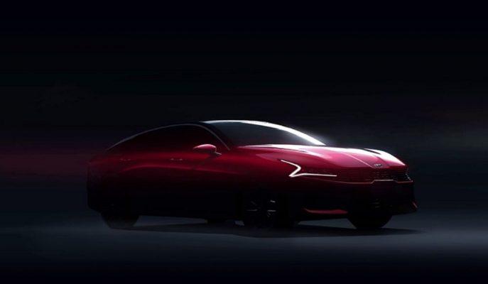 2021 Yeni Kia Optima/K5'in İlk Tasarım Detayları Geldi!