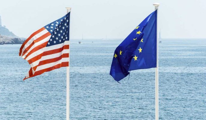 ABD; Fransa, Almanya, İspanya ve İngiltere Uçaklarına %10 Tarife Uygulayacak